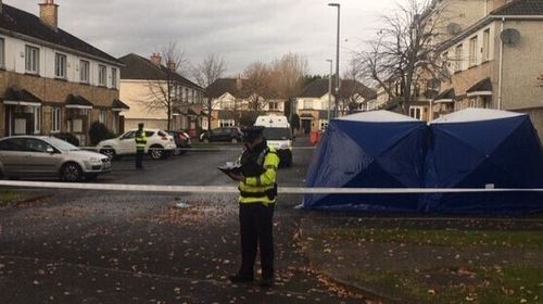 Gardaí suspect the victim may have been shot