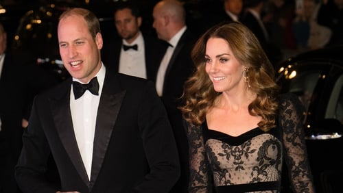 The couple looked as glamorous as ever. Photo: Getty