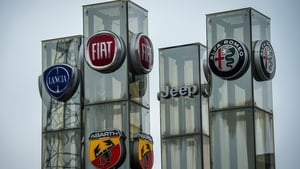 Fiat Chrysler halts production until March 27 at the majority of its plants in Europe