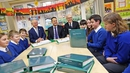 Richard Bruton, Leo Varadkar and David McCourt signed off on the plan in Laragh
