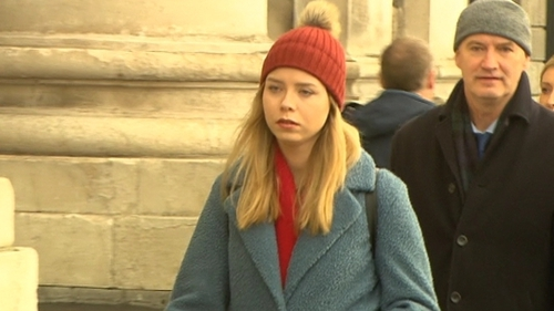 Aoife Bennett claimed she developed narcolepsy after receiving the swine flu vaccine