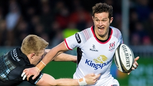 Billy Burns is back for Ulster