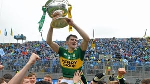 Mark O'Connor was an underage star for Kerry but never played for the seniors