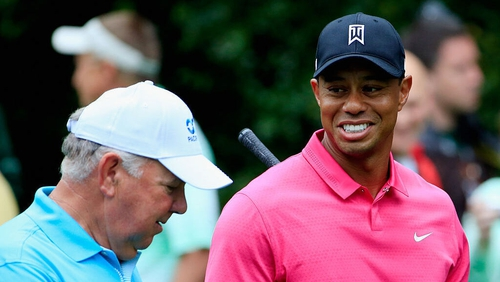 'Do I think Tiger is going to catch Jack's record? Personally, I don't, but I'd love to see it happen'