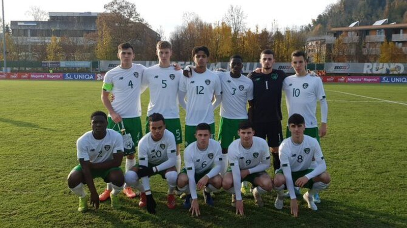 Home advantage for U-19s in first step towards Euros