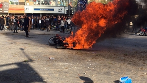 Iran's shock decision to increase fuel prices Friday sparked the protests across the country