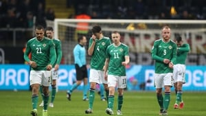 Northern Ireland will overrun by Germany in Frankfurt tonight