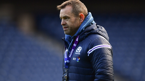 Danny Wilson will continue to work with Scotland until after the 2020 Six Nations