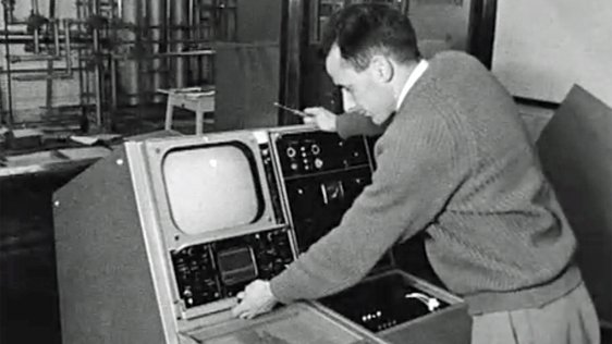 Building a Television Network (1962)