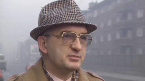 Dr Luke Clancy (1989)