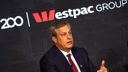 Westpac CEO Brian Hartzer said he was 'disgusted and appalled' by the bank's alleged breaches