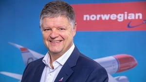 Loss-making Norwegian Air names Jacob Schram as its new CEO
