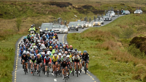 The Rás was cancelled this year