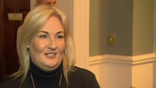 Verona Murphy was deselected as a Fine Gael general election candidate
