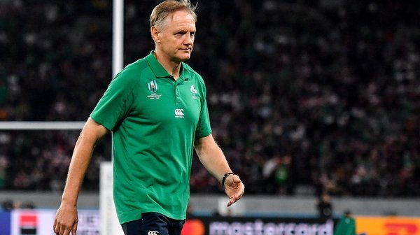 Joe Schmidt: 'I think there's a danger in becoming too focused on delivering one-off performances at the end of four-year cycles'