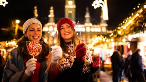 Where to visit for the best Christmas markets this year! Photo: Getty