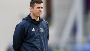 Noel McNamara is staying on as Ireland U20 head coach
