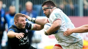 Marty Moore has committed his future to Ulster