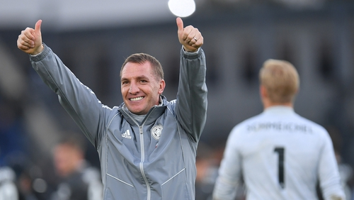 Brendan Rodgers: 'I came here with a purpose'