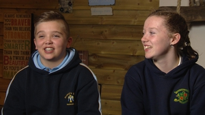 Zac and Ella Boland: 'I can go outside but he's still sitting there doing his homework'