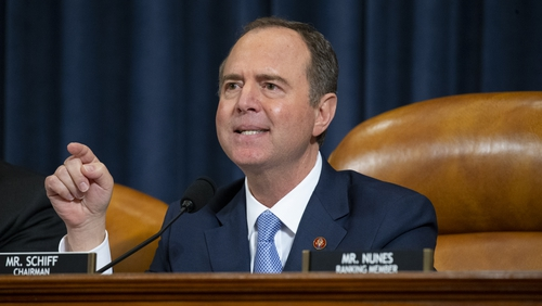 Schiff: Dems Wanted 'Whistleblower' to Testify Until Trump Put 'Life in Danger'