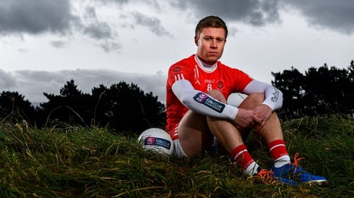 Niall Daly pictured ahead of the AIB Connacht Senior Football Club Championship Final
