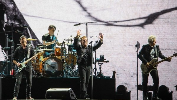 U2 will play the Indian city of Mumbai next month