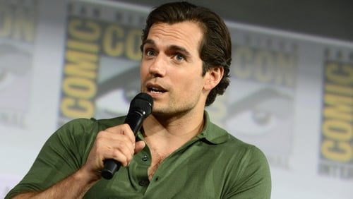"""Henry Cavill - """"I didn't know how to train or diet"""""""