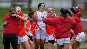 Lisa Murphy and her Kilkerrin/Clonberne team-mates will be hoping to taste All-Ireland glory this weekend