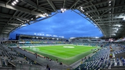 The Republic of Ireland will travel to Windsor Park if they beat Slovakia and the North overcome Bosnia in the play-off semi-finals