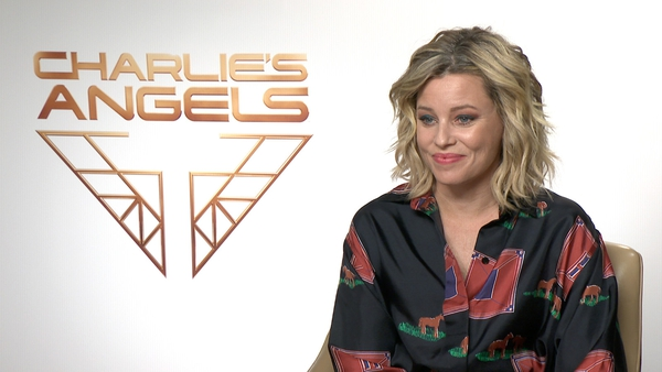 """Elizabeth Banks: """"We actually have to make an effort to give women over forty good sized roles in film and television""""."""