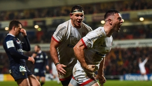 Cooney's try was the crucial score