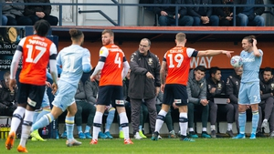 Marcelo Bielsa's side won at Kenilworth Road