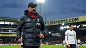 If Liverpool can avoid defeat against Brighton, it will see them extend their unbeaten run in the Premier League to 31 games which would equal the club's longest-ever run without a loss in the top flight