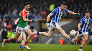 McDaid's early goal set Ballyboden on their way