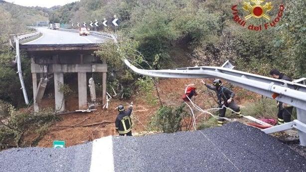 At least 9 dead as heavy rain hits France, Italy, Greece