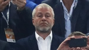 Roman Abramovich has not been seen at Chelsea's home games this season