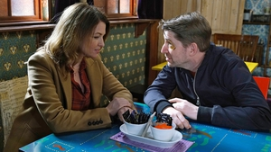 Will manipulates Mairead into standing by him on Fair City