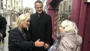 The Taoiseach and Ms Murphy tried to appeal to Wexford voters ahead of Friday's by-election