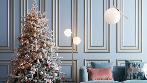 Don't get your tinsel in a twist! Gabrielle Fagan reveals this year's top-of-the-tree trends.
