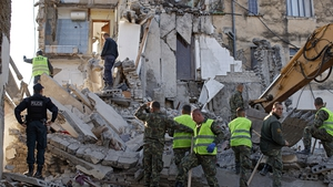 Authorities described it as the strongest earthquake in the last 20-30 years