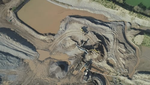 151 quarries are deemed unauthorised