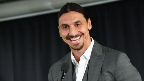 """Zlatan Ibrahimovic: """"To be part of and to assist Hammarby in its progress feels both fun and exciting."""""""