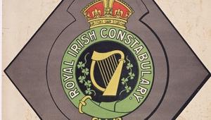 Badge of shame: The R.I.C. members became pariahs