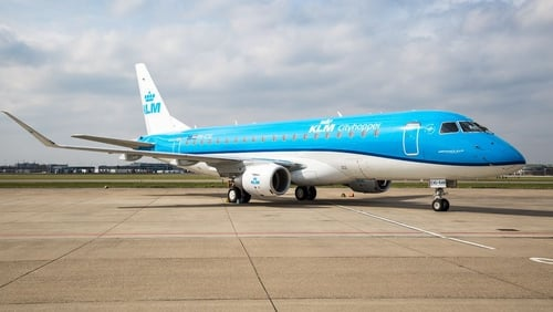 The Dutch government has rejected a restructuring plan presented by Air France-KLM's Dutch subsidiary