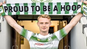 Liam Scales has completed a move to Shamrock Rovers