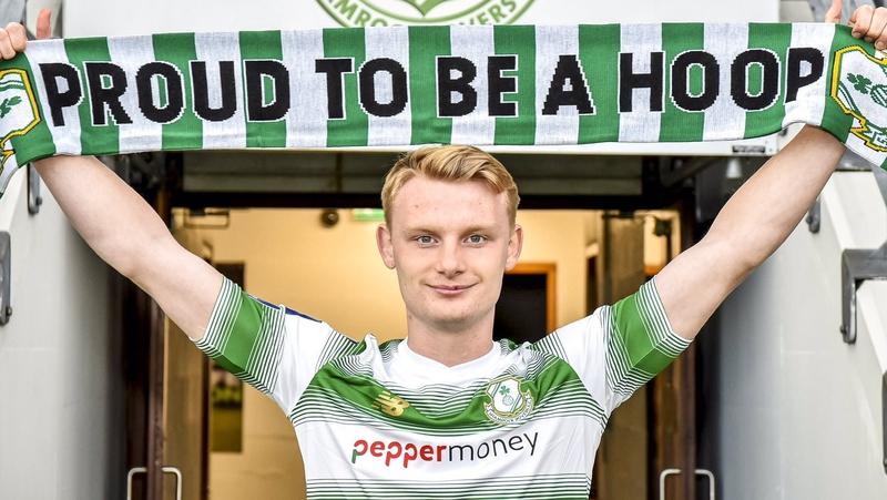 Ireland U21 defender Scales moves to Shamrock Rovers