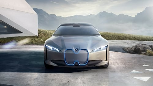 The i4 will be BMW's first electric coupe and will be a direct competitor for the Tesla Model 3.