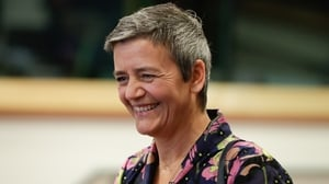 Margrethe Vestager said companies worked hard to turn a profit and they paid taxes on that - but this should apply to all firms rather than most