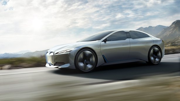 The i4 will be the first electric coupe from BMW.